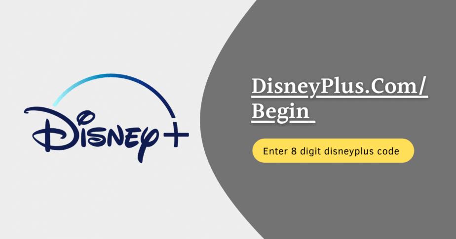 Disneyplus.com/begin not Working
