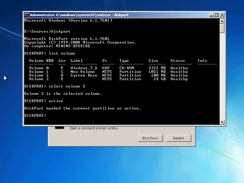 How to Fix Reboot and Select Proper Boot Device