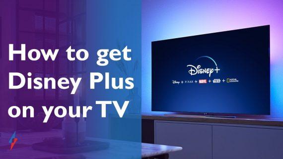 How to Login Disney Plus on TV
