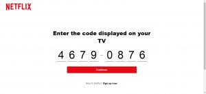 Netflix.com/tv8 enter code