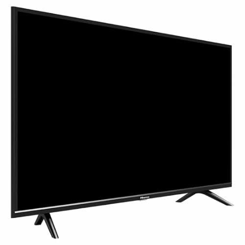 Hisense TV Black Screen